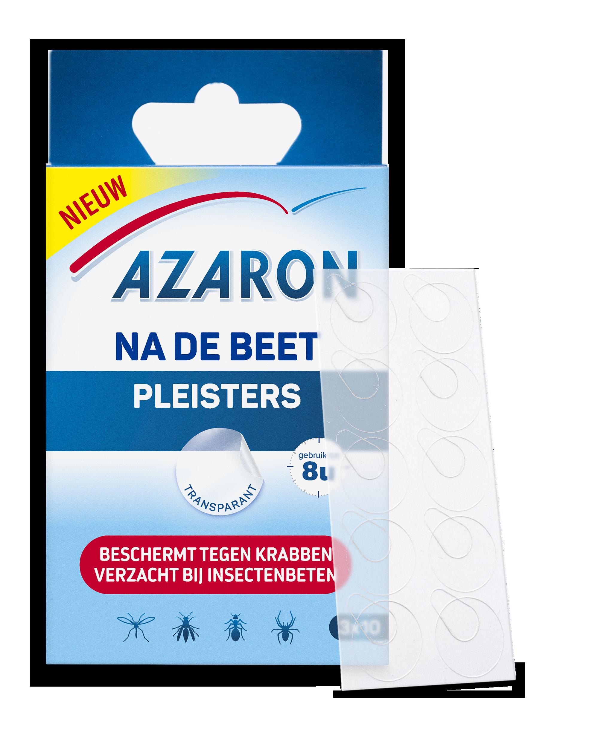 Azaron Na De Beet Pleisters<sup>2</sup>